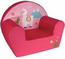 Lama fauteuil club enfant AUC3700057131661