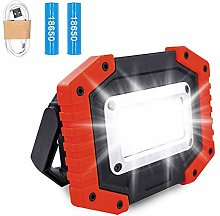 Lambony Lampe de Travail Rechargeable LED 30W