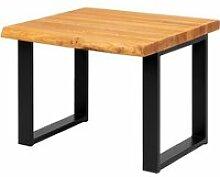 LAMO MANUFAKTUR Table basse en bois - industriel -