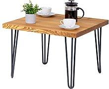 LAMO Manufaktur Table Basse en Bois, Tabouret ou