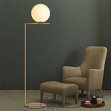 Lampadaire À LED, Lampe sur Pied Moderne du