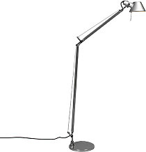 Lampadaire Artemide aluminium réglable - Artemide