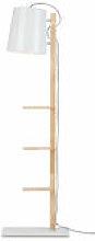 Lampadaire Cambridge / 3 étagères - H 168 cm -
