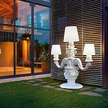 Lampadaire candélabre design moderne Slide King