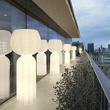 Lampadaire colonne LED design moderne Cucun - Slide