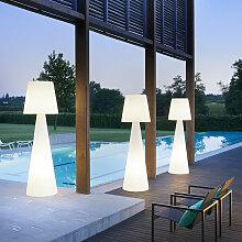 Lampadaire colonne tige lumineux design moderne