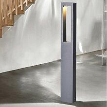 Lampadaire d'extérieur LED 5W - Legend - Gris