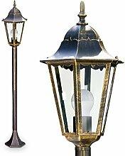 Lampadaire de jardin Luminaire extérieur Bristol