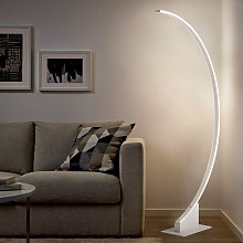 Lampadaire de salon moderne LED lampe de sol
