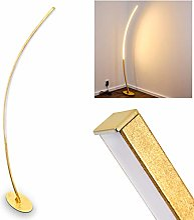 Lampadaire design LED extravagant - Lampe