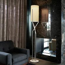 Lampadaire design minimaliste moderne en métal