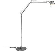 Lampadaire en aluminium réglable - Artemide