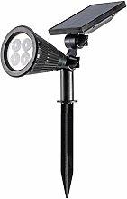 Lampadaire étanche LED Projection en plein air