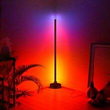 Lampadaire intelligent divisé lampe d'angle