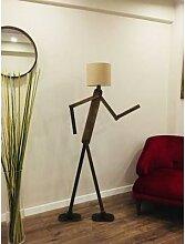 Lampadaire intelligent pour salon lampe
