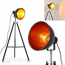 Lampadaire Jupiter, luminaire moderne en métal