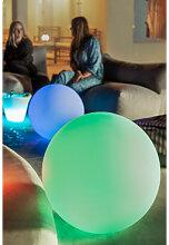 Lampadaire LED extérieur Sphere Ø60 cm Sklum