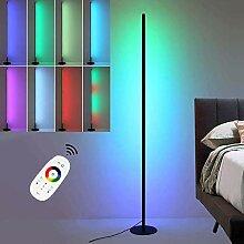 Lampadaire LED Salon, Colonne Lumineuse à