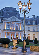 Lampadaire Louvre n°10 Roger Pradier