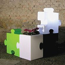 Lampadaire modulable de design contemporain et