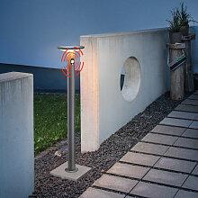 Lampadaire solaire Imperia Sensor Lampadaire de