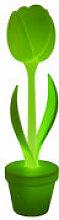 Lampadaire Tulip Outdoor H 150 cm - Pour