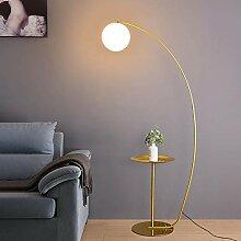 Lampadaires Avec Table, Lampe Sur Pied À Arc