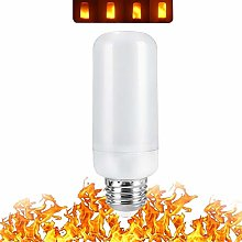 Lampe À Flamme Led E27 E26 B22 E14 E12 Ampoule À