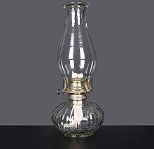 Lampe À Huile D'intérieur Avec Couvercle En