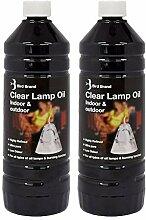 Lampe à huile d'intérieur x2, lanterne premium