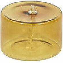 Lampe à huile Olie / Ø 10 x H 6,5 cm - ENOstudio