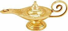 Lampe à huile Orientale Magique Aladin Génie