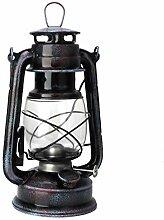Lampe à kérosène vintage, lanterne de camping