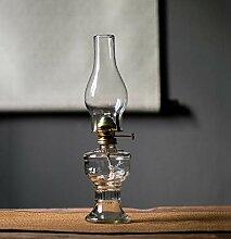 Lampe a petrole ancienne, lampe tempete Nostalgie
