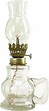 lampe a petrole ancienne, Verre Lampe à Huile