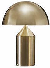 Lampe à poser Atollo Large Métal / H 70 cm /