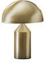 Lampe à poser Atollo Small Métal / H 35 cm /