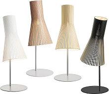Lampe à poser au design scandinave 4220 en bois