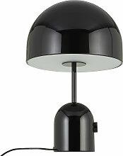 Lampe à poser BELL de Tom Dixon, Noir