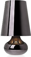 Lampe à poser CINDY de Kartell, Gris Canon De