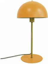 Lampe à poser design orange - Ø 20cm