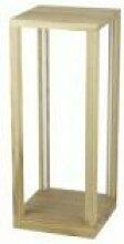 Lampe à poser en Chêne huilé, Design