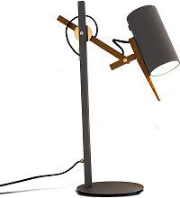 Lampe à poser Liseuse Scantling avec double bras