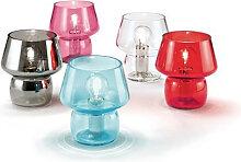Lampe à poser vintage Small Italian en verre