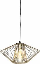 Lampe à suspension Design en laiton - Stiel