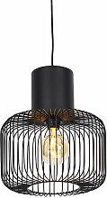 Lampe à suspension Design noire - Baya Design