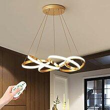 Lampe À Suspension LED Dimmable Avec