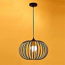 Lampe à Suspension Métal Fer E27 Métal