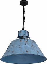 Lampe à suspension suspendue de style industriel,