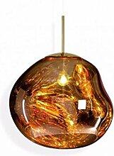 Lampe à Suspension Verre Lave - Plafond